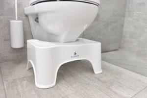 StuhStuhl - Der clevere Toilettenhocker 2